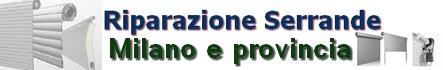 Riparazione serrande Milano da 70 €